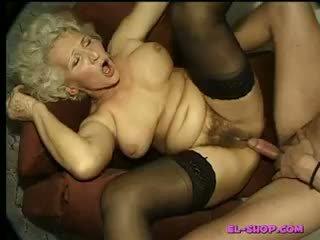 奶奶, 尼龍, 鐵桿