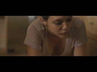 Elizabeth Olsen hot nude/sex scenes