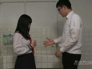 学生, 日本の, フェラチオ