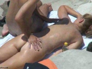 beach, hard, sex