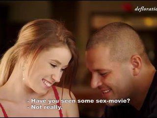 πρώτη φορά, βίντεο πορνό, barely legal cuties