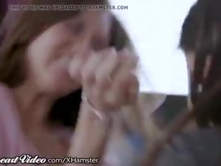 Stepsister Catfight Leads to Fucking in Dad's Office...