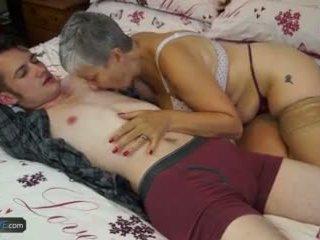 Meningkat usia cinta lama wanita savana fucked oleh murid sam bourne