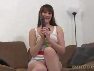 Today I Teach You how to Suck Big Black Cock: Free Porn f3