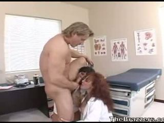 Ava and Vanessa are sexy doctors