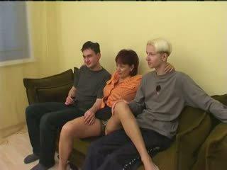 Russian Mature 2: Free MILF Porn Video