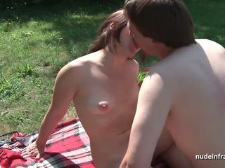 tieners thumbnail, voyeur actie, frans klem