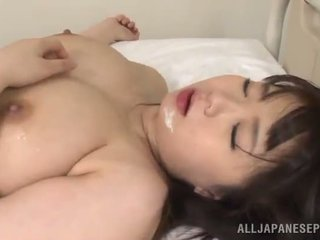 Luscious Chinese Has Shaged In Her Mouth And Snatch