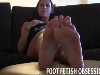 nominale perfect porno, nieuw voet fetish, femdom porno