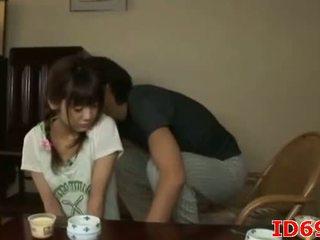 japanse video-, pijpbeurt vid, oosters thumbnail
