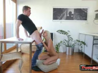 Amateur Allure Anal Punishment