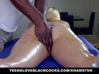 Tlbc - Sexy Blonde Fucked by Masseur, HD Porn ff