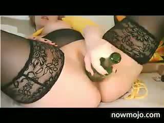 gratis speelgoed video-, vol grote borsten tube, nominale webcam kanaal