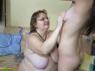 Oldnanny seksuālā pusaudze fucked vecs briest krūtainas vecmāmiņa