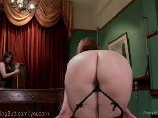 Pool Hall Lesbian Anal Threesome