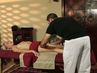 Trickyspa Virgins First Time is on Hidden Camera: Porn 3f