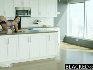 Blacked স্বামী does না জানা বউ sabrina banks loves bbc
