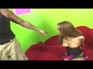 Sasha Foxx Hinter Die Scenes