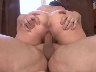 brunette tube, neuken, echt massief