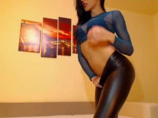Shiny Legging: Free Legged Porn Video 4d
