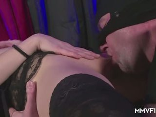 German Teen Bebiii Kitty in Bukkake Shower: Free Porn 2f