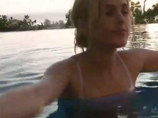 hardcore sex, blondes, outdoor sex