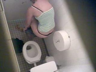 Spying Poo Hidden Wc Cam 1