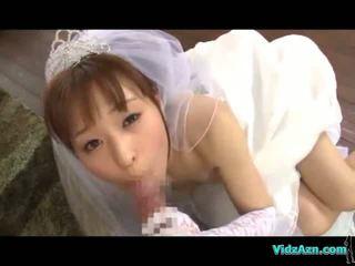 online bruid scène, brides film, aziatisch