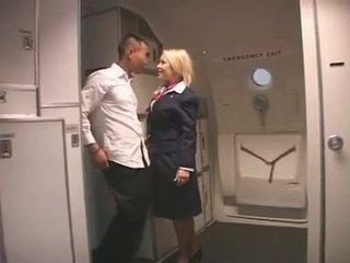 Japanese White Flight Attendant Cfnm Blowjob Sex