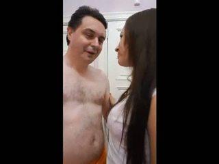 Andrea Diprè fucks a cuban girl (Yuri)