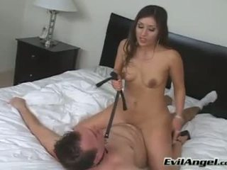 Pornstar Alexis Breeze Rides Herself On Top Of Her Man Grinding Her Taut Snatch
