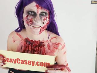 Saggy Halloween 2016: Free Casey Deluxe HD Porn Video b3