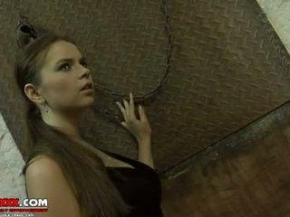 heet brunette film, orale seks porno, een vaginale sex