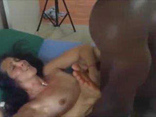 Interracial sex big black cock