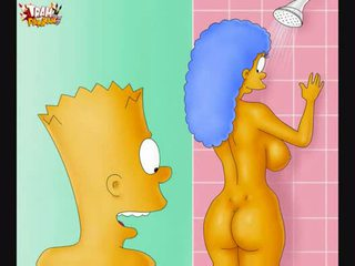 Clips simpsons sex Simpsons Gifs