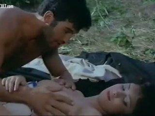 Michela Miti nude scenes from Dolce pelle di Angela