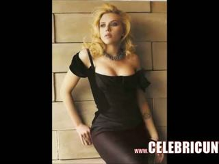 Scarlett Johansson Nude Pussy Full Frontal Video