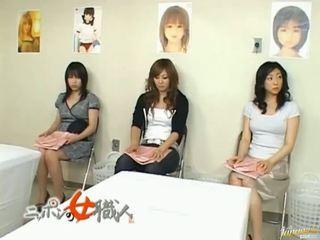 nominale japanse video-, echt bizzare, aziatische meisjes