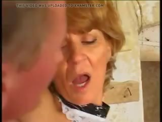 Granny Do it Anal in the Basement, Free Porn 0d