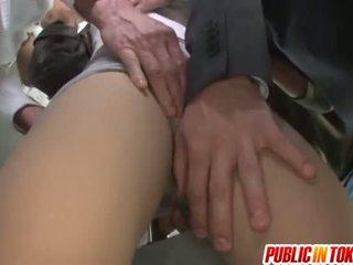 hardcore sex, japanse, openbare sex, pijpbeurt