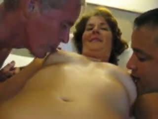 Mature Hot 3sum CIM: Free Cum Swallowing Porn Video 60