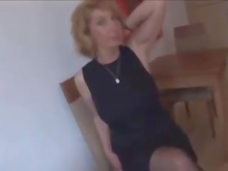 Stockings Open Girdle and a Cellulite Ass: Free Porn ce