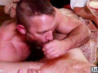 homo- scène, spier video-, kijken homp mov