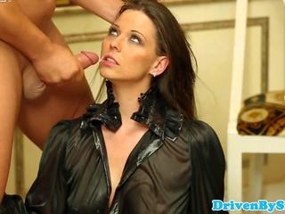 Facefucked CFNM Eurobabe Deepthroats, HD Porn ef