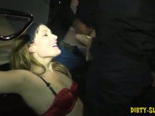 "Hot wife Nikki gangbanged by many strangers <span class=""duration"">- 6 min</span>"