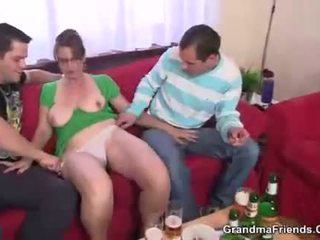 most drunk movie, hq cougars clip