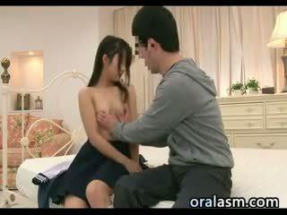 Japonė Mokinukė porno