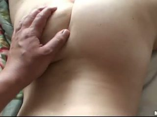 Filthy girlfriend tries out painful anal