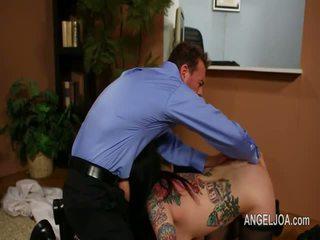 Tattoed Joanna Angel in porn