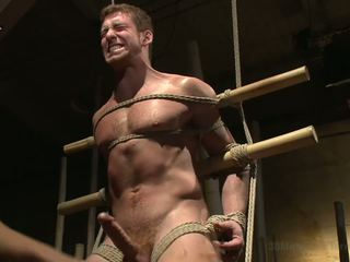House Dom Connor Maguire Extreme Torment And Ass Violation